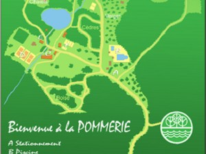 Plan du terrain - La pommerie